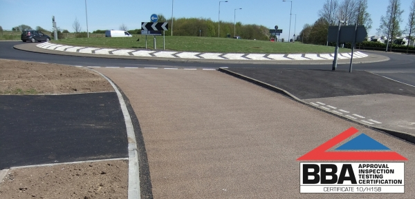 High Friction / Coloured Surfacing